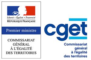 CGET commissariat général à l'égalité des territoires